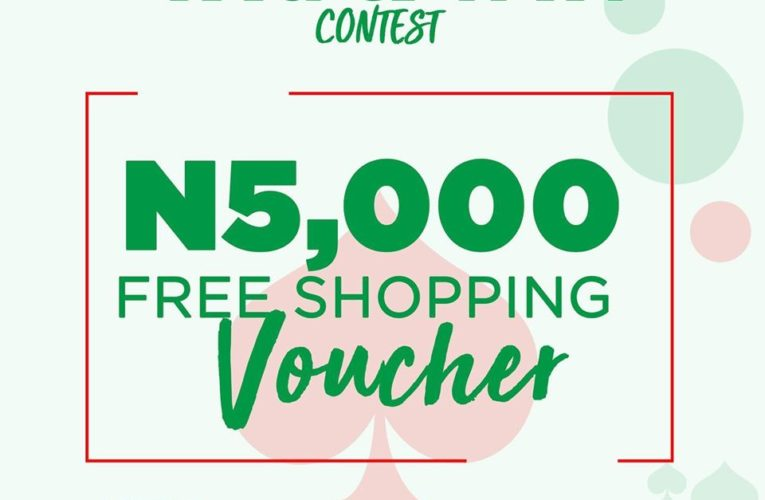 Foodco Valentine Giveaway, Win N5000 Shopping Voucher.