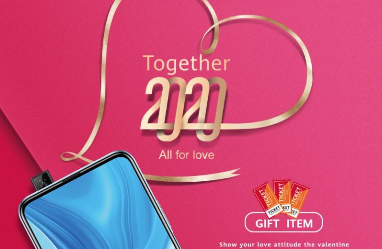Huawei Mobile Valentine Giveaway, Win Gifts!!!