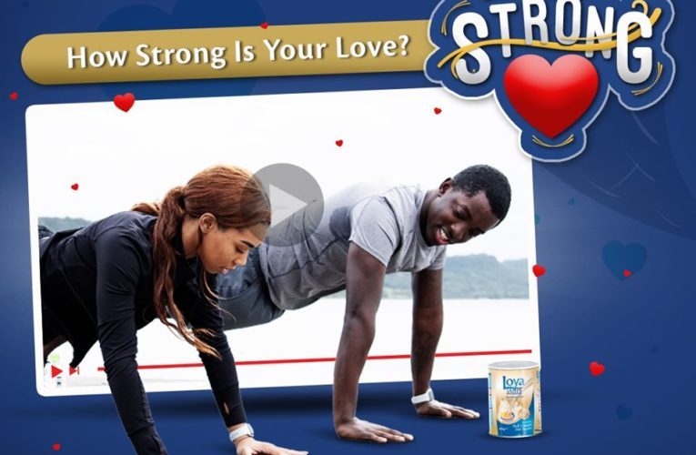 Loya Strong Love Valentine Contest
