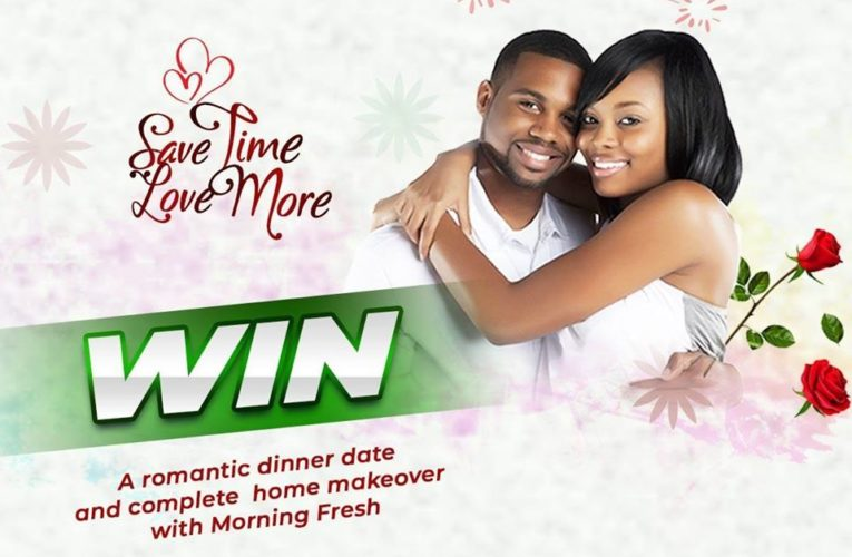 Morning Fresh Valentine Contest, Win A Romantic Dinner and Home Makeover !!!