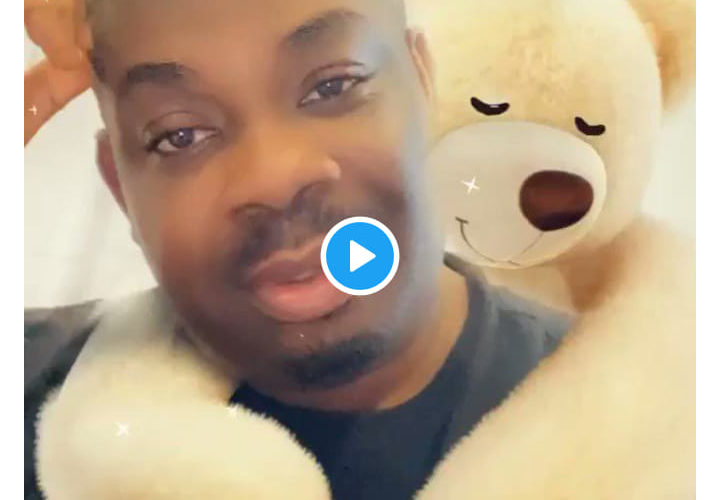 Don Jazzy  VBank Giveaway!!!